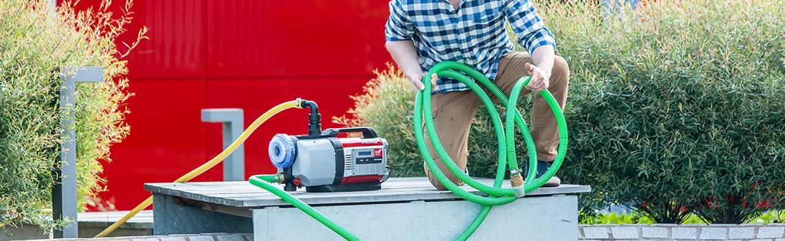 Házi vízmű és házi vízellátó automata | AL-KO spóroljon vizet a háztartásban és a kertben is