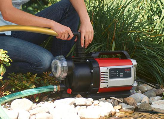 AL-KO Gartenpumpen Vorteile | Schnelle Installation
