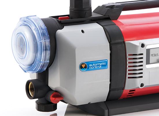 Házi vízellátó automata | AL-KO házi vízellátó automata szárazonfutás védelemmel