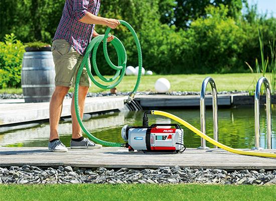 Házi vízmű| AL-KO kompakt és nagyteljesítményű  házi vízmű