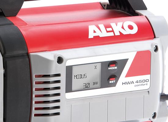 Házi vízellátó automata | AL-KO házi vízellátó automata okos vezérléssel