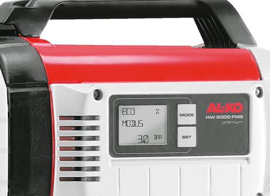Házi vízmű | AL-KO Flow-Measurement-System