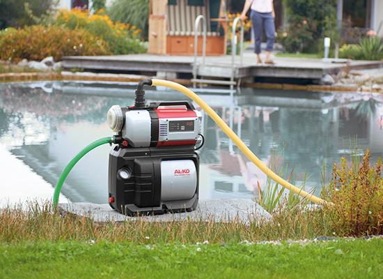 Házi vízművek | AL-KO házi vízművek előnyök