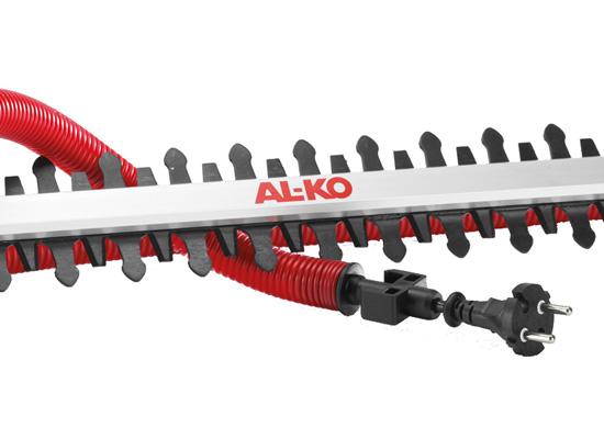 AL-KO Heckenschere Vorteile | Safety Kabel