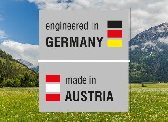 Fűnyíró | AL-KO Németországban tervezett Ausztriában gyártott